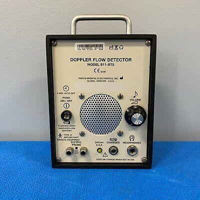 Parks Medical Electronics Inc. Doppler Flow Detector