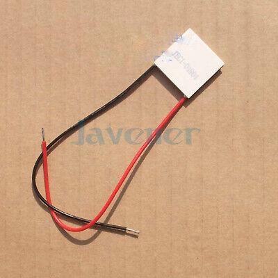 25x25x3.8mm 4a 5.78v 13.5w Tec1-04904 Thermoelectric Cooler Peltier Heatsink