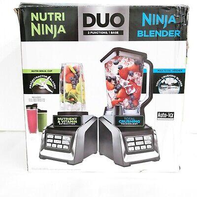 Ninja Nutri Ninja 72-Oz. Blender Duo BL641 1200W FREE SHIPPING