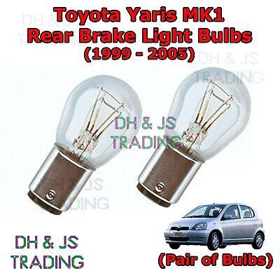 Toyota Aygo MK1 55w ICE Blue Xenon HID High//Low Beam Headlight Bulbs Pair