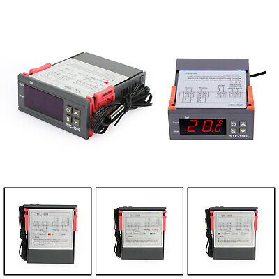 12v24v110v220v Stc-1000 Digital Temperature Controller Thermostat Wntc