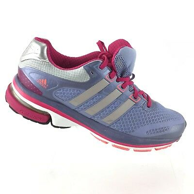 10ee60f3f Adidas MI Women s Custom Running Training Lace Up Shoes Multi Color R8S6