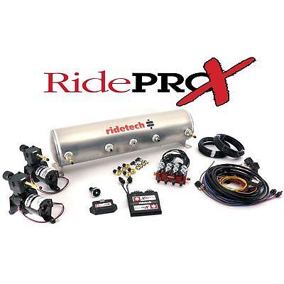 RideTech 30434100 5 Gallon RidePro X