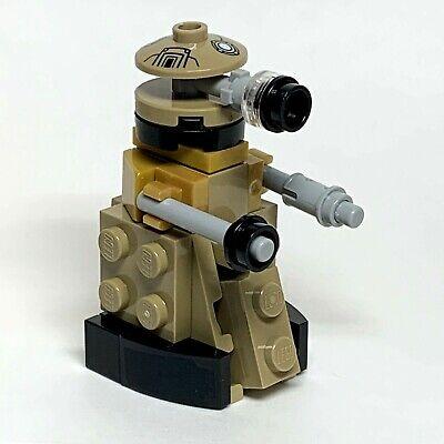 LEGO IDEAS DOCTOR WHO DALEK MINIFIGURE idea024 USED FROM 21304 CUUSOO