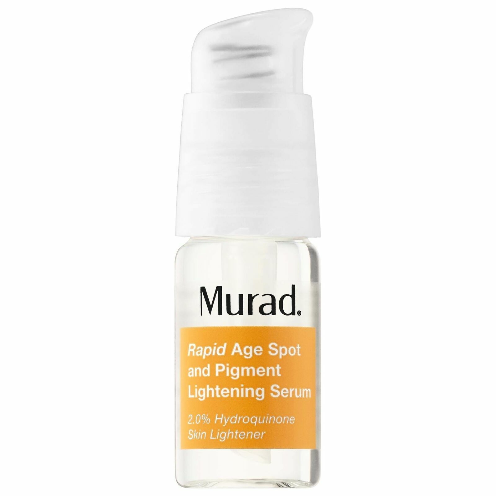 rapid age spot and pigment lightening serum