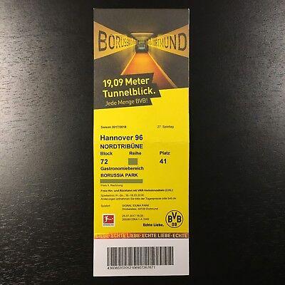 Karten Hannover Dortmund