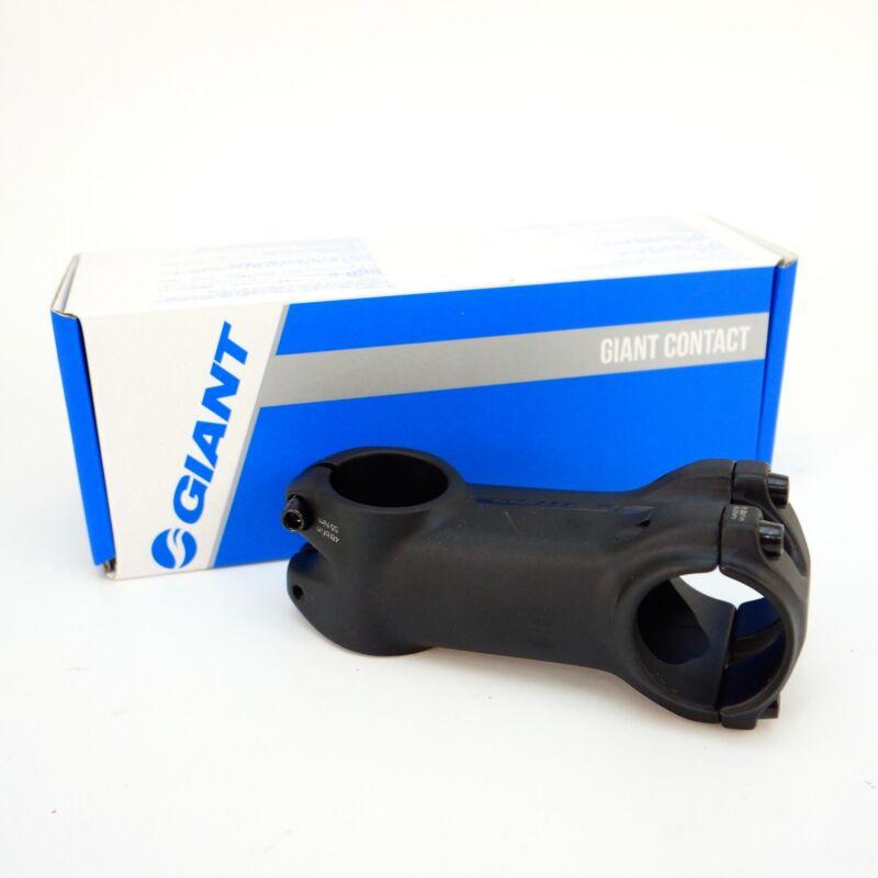 GIANT Contact Bike Stem +- 8deg 28.6mm x 40-50-60-70-80-90-100-110-120mm