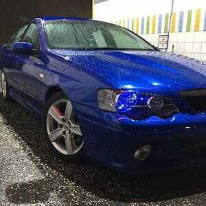 2005 Ford Falcon BA Mk II XR6 Turbo Sedan with full reg paid North Melbourne Melbourne City Preview