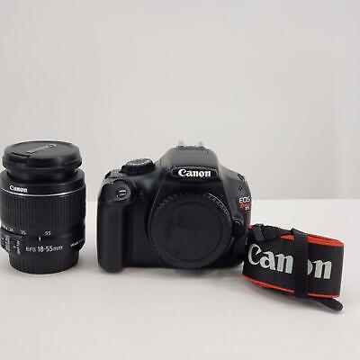 Canon EOS Rebel T3 DSLR Camera with EF-S 18-55mm (8172-1)