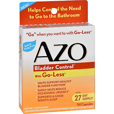 Bladder Control Pills Overactive Excessive Frequent Urination Over Active Urge