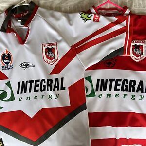 St George Dragons Jersey