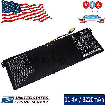 AC14B18J AC14B13J Battery For Acer Aspire E11 E3-112 B115 ES1-571 ES1-571-37DA