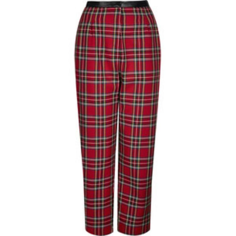 6e6875a771e07 Tartan Trousers | eBay