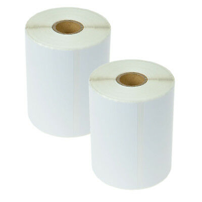 2 Rolls 4x6 Shipping Postage Labels 1744907 For Dymo Labelwriter 4xl 220roll