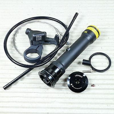 ROCK SHOX Remote Upgrade Kit Paragon Turnkey Poploc rechts - 00.4318.002.008 - 27 Zoll Rock
