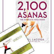2100 asanas the complete yoga poses and stretch an