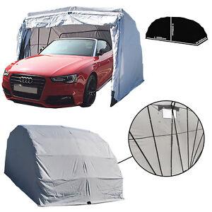 Portable Garage Carport Shelter Folding Canopy L 5588mm x W 2600mm x H 2050mm