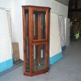 Pine timber Display unit Lidcombe Auburn Area Preview
