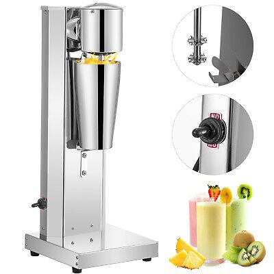 180w Commercial Electric Milkshake Maker Drink Mixer Shake Machine Smoothie Milk