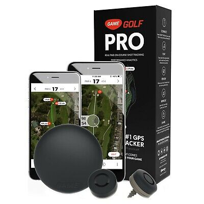 Game Golf PRO New 2019 Digital GPS Smart Caddie Tracking Device Tracking Course