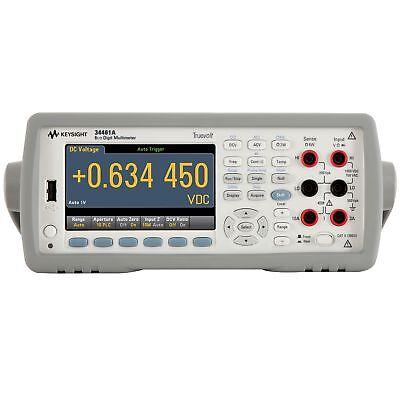 34461a 6 12 Digit Digital Multimeter