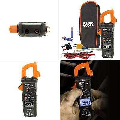 Klein Tools Cl800 Acdc Auto-ranging 600 Amp Digital Clamp Meter