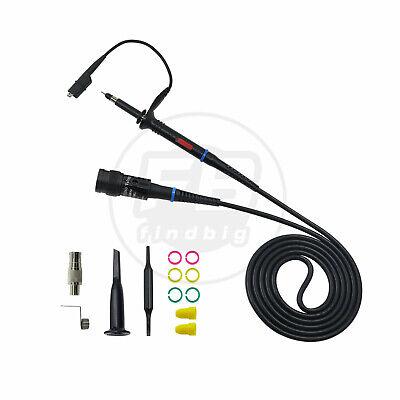 1x 200mhz Oscilloscope Scope Analyzer Clip Probe Test Leads Kit For Hp Tektronix