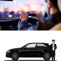 Private driver / pickup and drop off services