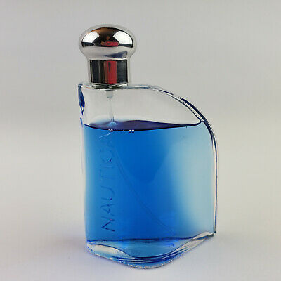 NAUTICA BLUE Cologne for Men Eau de Toilette Spray Bottle