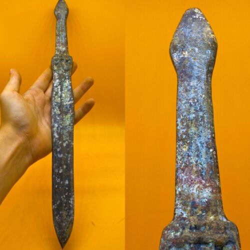 Ancient Roman Large Legionary Military Combat Sword Pugio Gladius Dagger 30cm+