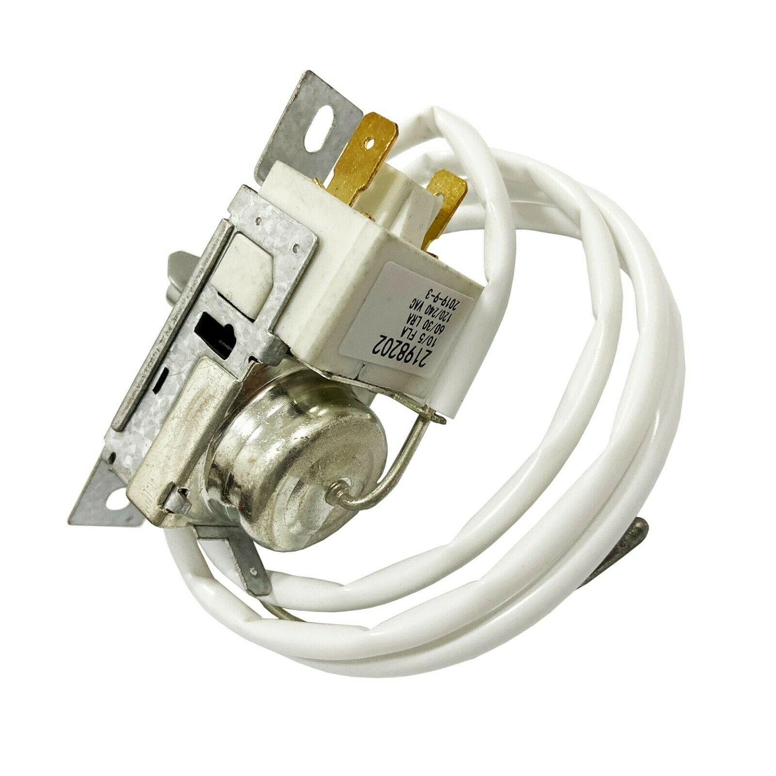 NEW REFRIGERATOR COLD CONTROL THERMOSTAT FOR WHIRLPOOL KENMORE ROPER 2198202 USA