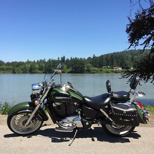 REDUCED!!! Honda Shadow 1100
