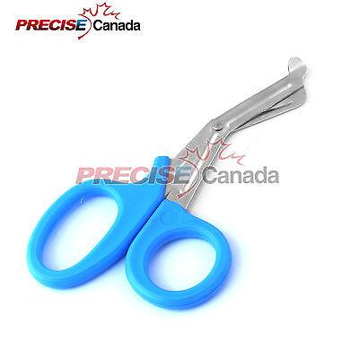 Sky Blue Emt Utility Paramedic Bandage Shears Scissors Ems 5.5 Medical