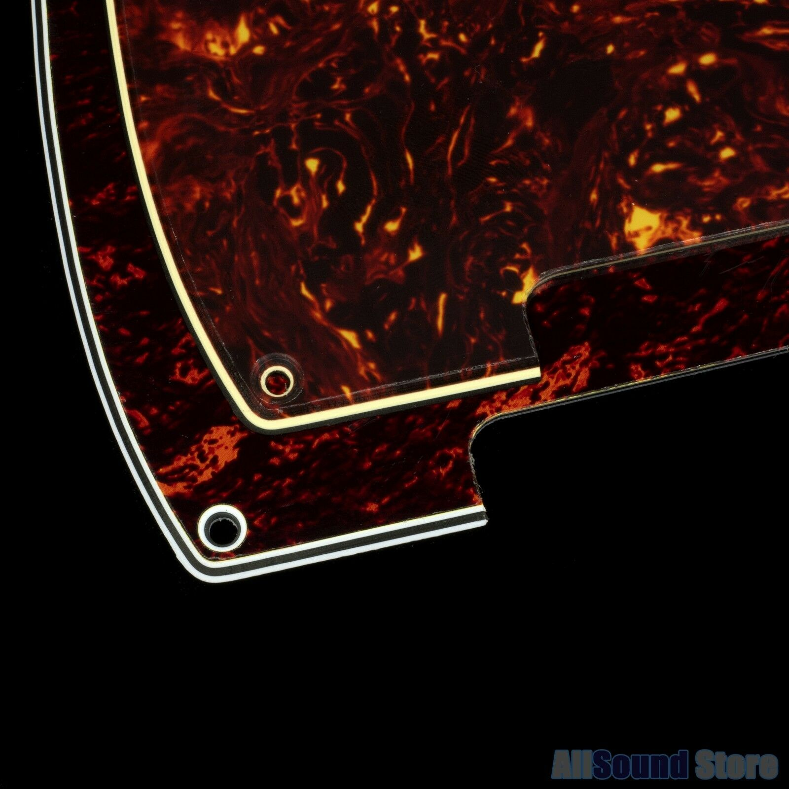 NEW - Tremolo Cover Back Plate for Fender® Stratocaster® Strat® USA MIM Standard