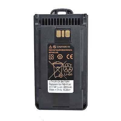 Fnb V134 Li Ion Battery For Vertex Standard Evx 530 Evx 531 Portable Radio