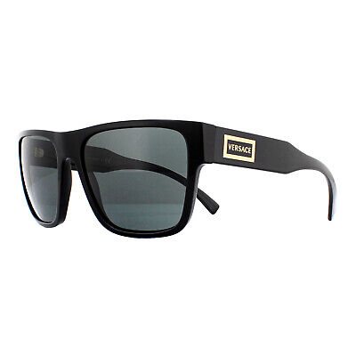 Versace Sunglasses VE4379 GB1/87 Black Grey