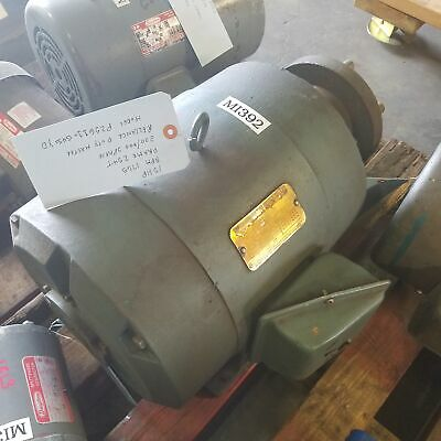 Reliance F25g11c-g48-73 15 Hp 3 Phase Electric Motor