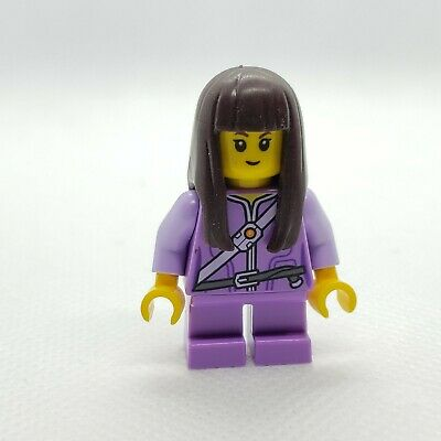 LEGO Nexo Knights Ava Girl Minifigure 70352 Mini Fig Season 3