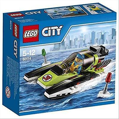 LEGO City 60114 Motoscafo da Competizione