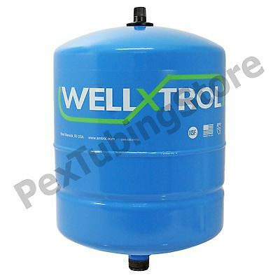 Amtrol Wx-101 140pr1 Well-x-trol In-line Well Water Pressure Tank 2.0 Gal