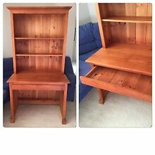 Student Desk / Bookcase All in One Unit Berowra Hornsby Area Preview