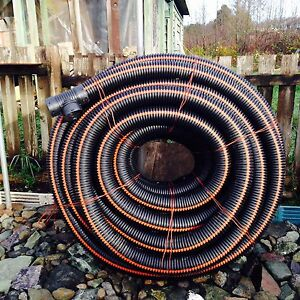 250 Feet Big O  Drain Pipe Brand New Never Use.Asking 250.00