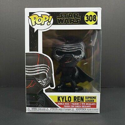 Funko Pop Kylo Ren 308 Star Wars Vinyl Figure Not Mint