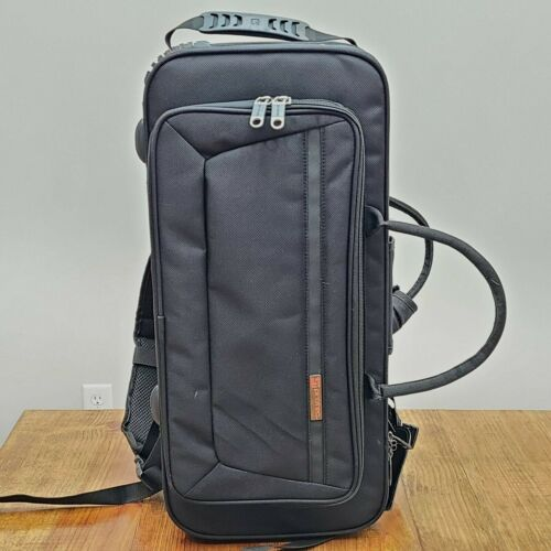 Protec Trumpet Rectangular PRO PAC Case w/ Mute Storage and Back Pack Strap