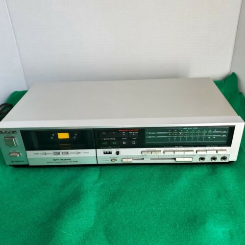 TECHNICS Stereo Cassette Deck Model: RS-B28R Works FREE SHIPPING!