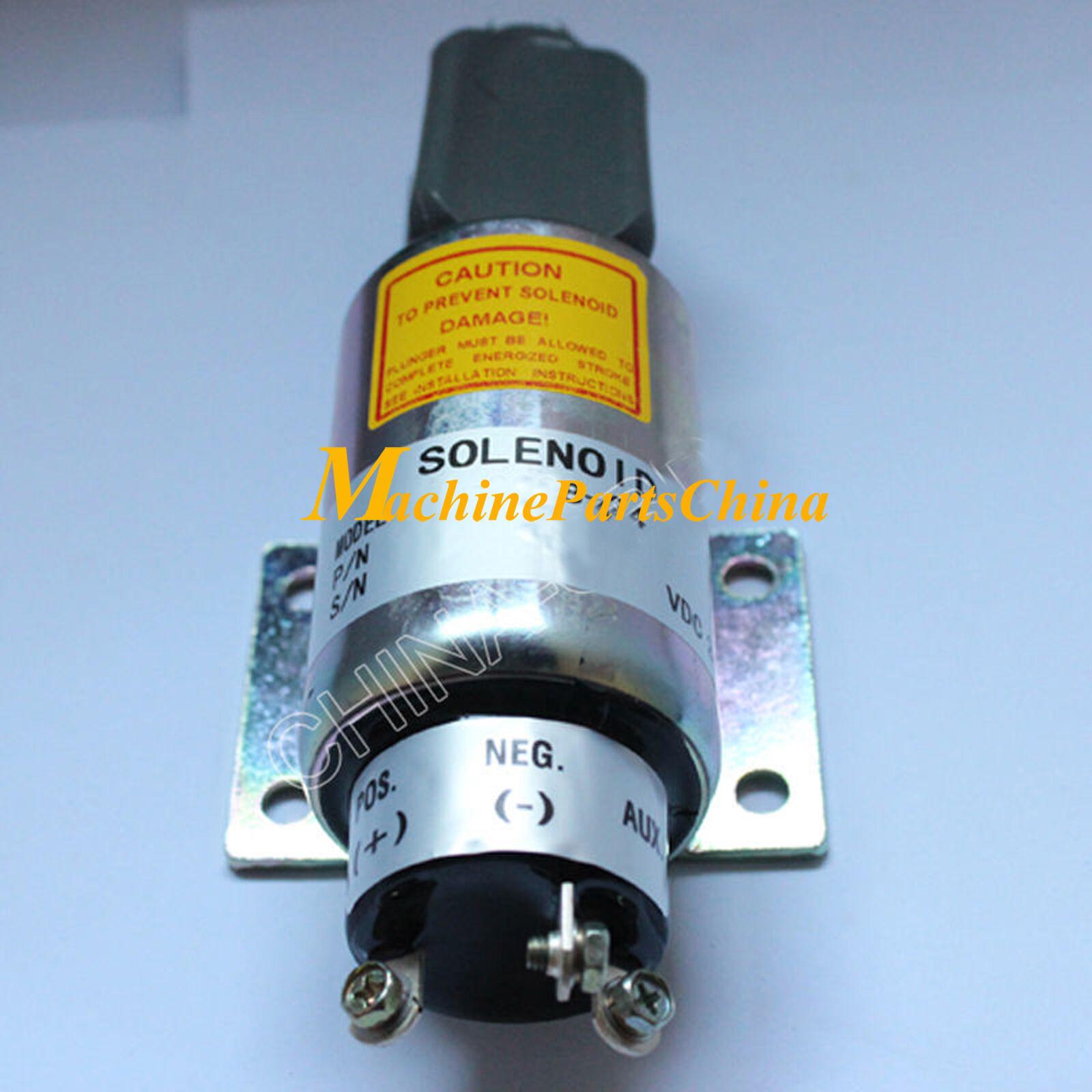 New Diesel Shut Down Solenoid SA-3475 2003-12E2U1B1A
