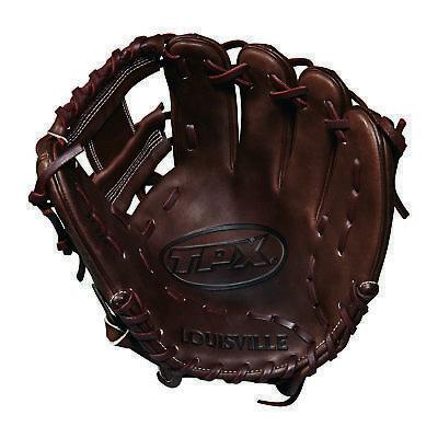 Louisville Infield Glove - Louisville Slugger 2018 TPX Infield Baseball Glove 11.5 inch Right Hand Throw