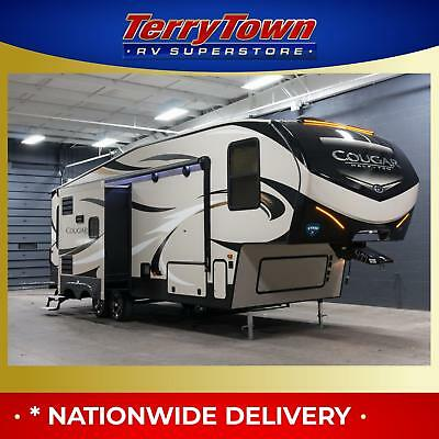 Keystone Cougar 27RLS Half Ton 5th Wheel X Lite Triple Slide RV Jayco Eagle Sale