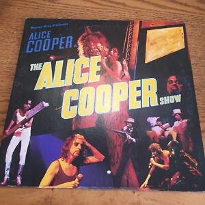 Alice Cooper. 2LP records.