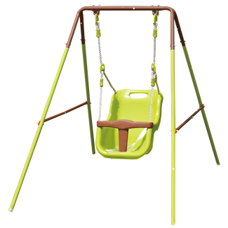 Baby / Toddler Swing Set with Stand